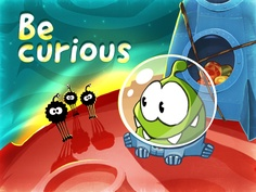 Cut the Rope: Curiosity rover has successfully landed on Mars!