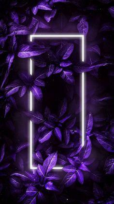 Neon Light Wallpaper, Iphone Wallpaper Photos, Purple Wallpaper Iphone, Flower Phone Wallpaper, Neon Wallpaper, Graphic Wallpaper, Iphone Background Wallpaper, Scenery Wallpaper, Aesthetic Iphone Wallpaper