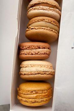Pierre Hermé macarons by David Lebovitz - ooh la la