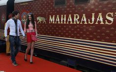 Feel like Kings and Queens onboard Maharajas' Express