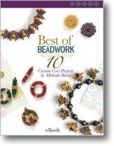 Best of Beadwork: 10 Custom Cool Projects by Melinda Barta eBook from Interweave