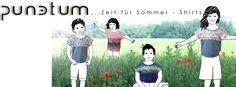Sommerzeit ist T-Shirt-Zeit...Besuch uns für auf www.mypunctum.com - Viel Spaß beim Stöbern! Ecards, Shirts, Memes, Art, Exotic Flowers, Summer Time, Kids, Electronic Cards, Craft Art