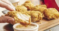 KFC'nin Kızarmış Tavuk Tarifi