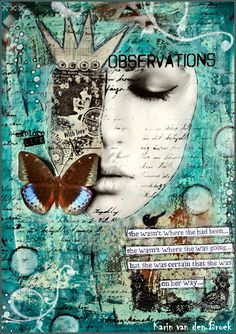Creativity: Observations ..
