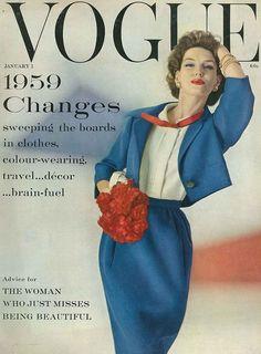1959 Vogue January