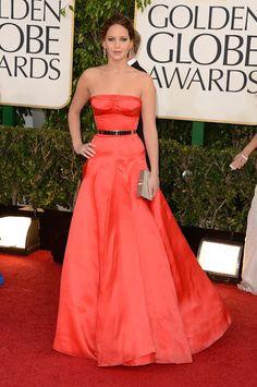 Jennifer Lawrence y sus mejores vestidos | Moda y Tendencia