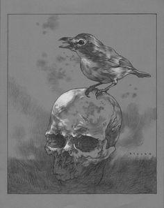Artist Steven Russell Black |