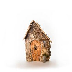 Wizard House Old Trees, Fairy Houses, Birdhouses, Wood, Creative, Outdoor Decor, Home Decor, Madeira, Homemade Home Decor