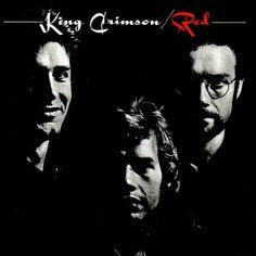 "#25. ""Red""  ***  King Crimson  (1974)"