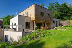 passivhaus | straw panel | #ecococon | #lignotrend | bad deutsch altenburg | austria