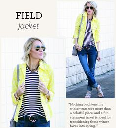 How to Wear Spring Outerwear in Winter | cabi Clothing