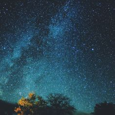 Stargazing perfection in the White Mountains of New Hampshire. | While staying at Mill Falls at the Lake