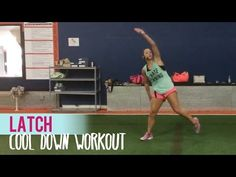 Disclosure - Latch ft. Sam Smith (Cooldown Workout)   Dance Fitness with Jessica - YouTube