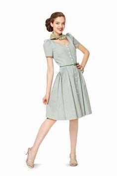 1940's summer dress