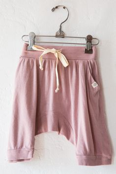 unique, casual, comfortable kid's fashion at lost and found shop Drop Crotch Shorts, Harem Shorts, Boho Baby, Clothing Patterns, Kids Fashion, Gym Shorts Womens, Girly, Lost, Mary Mary