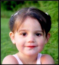 Very Cute Baby Girl.