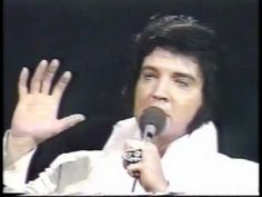 Last Live Performance of How Great Thou Art By Elvis Presley.