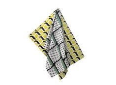 Pasquier Tea Towel Sets — ACCESSORIES -- Better Living Through Design | Kitchen | Dining | Eating | Decor | Color | Pattern