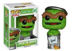 Pop! TV: Sesame Street - Oscar the Grouch