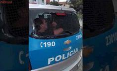 Fábio Assunção é preso após quebrar vidro de viatura e xingar militares em Arcoverde (PE)
