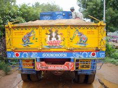 Tata truck, Vellore | Flickr - Photo Sharing!