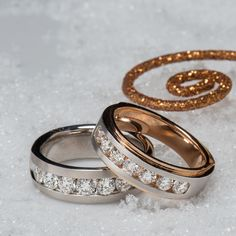 These Elegant Mens Wedding Bands Are Perfect For Guys With A Fashion Forward Style