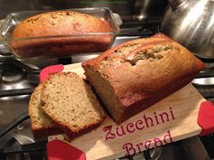 Tormented Kitchen: Zucchini Bread Very Hungry, Zucchini Bread, What's Cooking, What To Cook, Banana Bread, Easy Meals, Kitchen, Desserts, Recipes