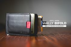 distilunion Wally Bifold Review & Giveaway When it