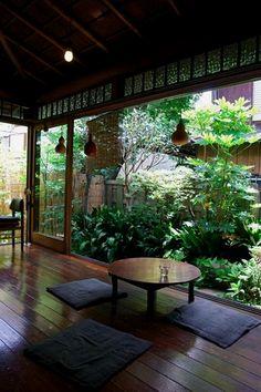 small space Japanese garden More #japanesegardens #japanesegardening