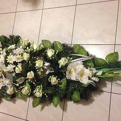 Smútočné aranžmá 150cm pre Ingridku-rezervovaný / anad333 - SAShE.sk - Handmade Dekorácie