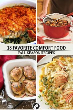Favorite Comfort Food Recipes to Stay Healthy During the Fall Season ★ See more: http://glaminati.com/comfort-food-recipes-healthy-fall/