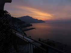 Sunrise in Amalfi #everywhereist