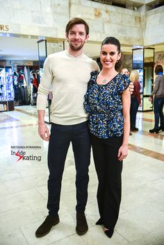 Is this one of the loveliest pairs or what? Italy's Valentina Marchei and Ondrej Hotarek