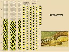 http://vitalinna.blogspot.kr/ Snake pattern 18