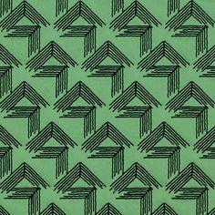 Schumacher - V STEP - Miles Redd fabric Loden green