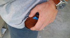 Sway'd Card Wallet from StillCoastal for $27.00