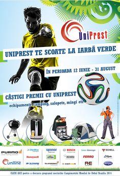 Uniprest Instal: Castiga premii cu UNIPREST!