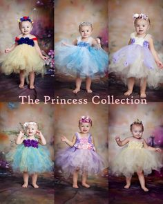 Princess dress in lavender and pink baby by enchantedfairyco, $125.00