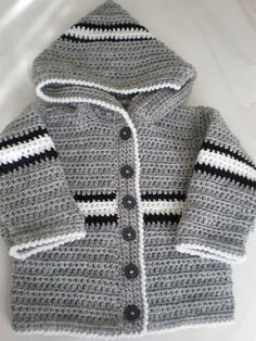 Ravelry: Barnet coordainates sweet baby hoddie pattern by By Barnet