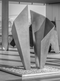 Architecture Sketchbook, Concept Architecture, Facade Architecture, Geometric Sculpture, Abstract Sculpture, Sculpture Art, Art En Acier, Trophy Design, Artistic Installation