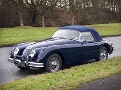 1960 Jaguar XK150 3.8 Drophead Coupe Is Drop-Dead Gorgeous