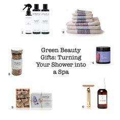 Green Beauty Gift Ideas