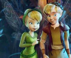 Tinkerbell Movies, Tinkerbell And Friends, Tinkerbell Disney, Fantasia Disney, Disney Fairies, Cartoon Tv Shows, Couple Cartoon, Disney And Dreamworks, Disney Pixar