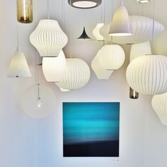 Up close and personal with the beloved Light Cloud at DWR West Hollywood.