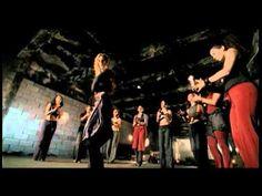 Industrial Grunge Flamenco