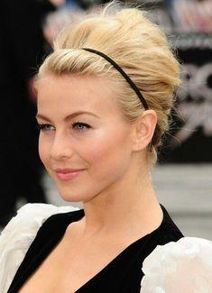 thin Gorgeous Headbands for Short Hair