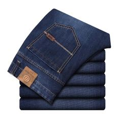NIANJEEP Brand 2017 New Denim Men Jeans aliexpress Men's Clothing Smart Casual Jeans Men Regular jeans Big Size 28-42 A2882