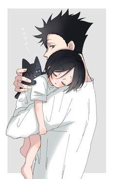 Kuroo Haikyuu, Haikyuu Manga, Kuroo Tetsurou, Haikyuu Funny, Haikyuu Fanart, Anime Manga, Cute Anime Chibi, Cute Anime Guys, Fanarts Anime