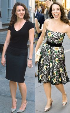 Charlotte York from #SexandtheCity | Then and Now | E! Online