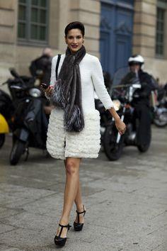 On the Street….Place Vendôme, Paris ..wow